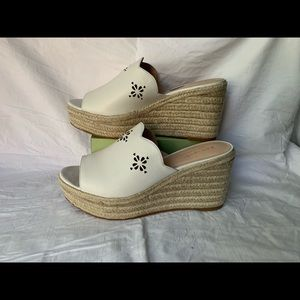 Kate Spade Tenley White Laser Cur Leather